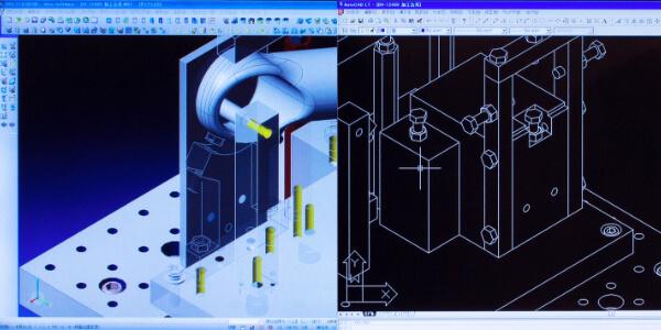 気密治具設計・製作/ 加工治具設計・製作